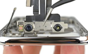 iPhone X - Plockas isär - Insida