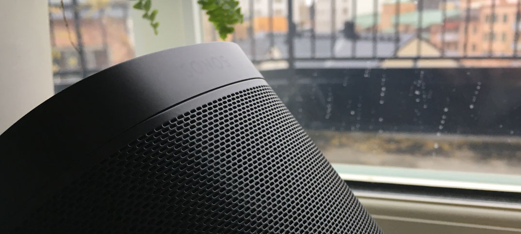 Sonos One - Recension - Play 1-utmanare