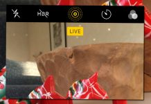 Stäng av Live Photo - Live Foto - iPhone