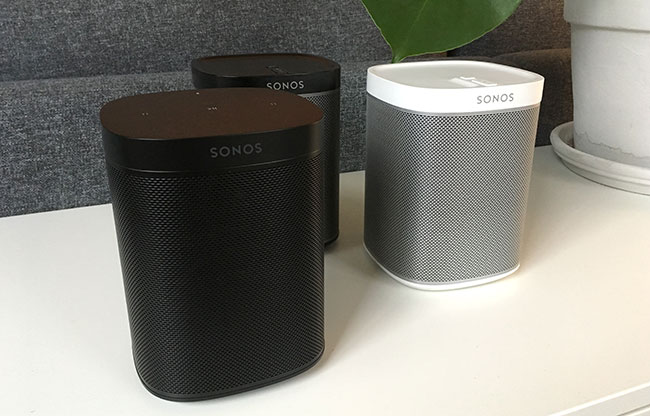 Sonos One - Play 1 - Jämförelse - Recension