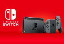 Nintendo Switch har sålt i 10 miljoner exemplar