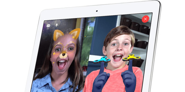 Messenger Kids - Facebook Messenger för barn