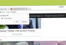 Stäng av aviseringar - notiser - i de vanligaste webbläsarna