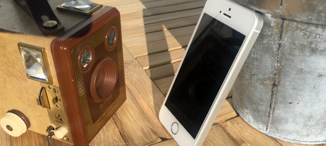Spela in skärmen på iPhone och iPad