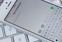 Stäng av tangentbordsljudet på iPhone och iPad