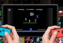 Nintendo Switch - Online - Moln - Backup - NES-spel