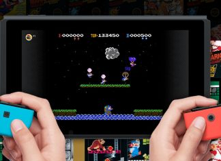 Nintendo Switch - Online - Moln - Backup - NES-spel