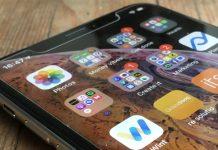 Skärmbild - PrintScreen - Skärmdump - iPhone XS - iPhone X