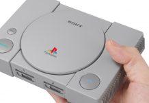 Sony PlayStation Classic - Lanseras i december 2018