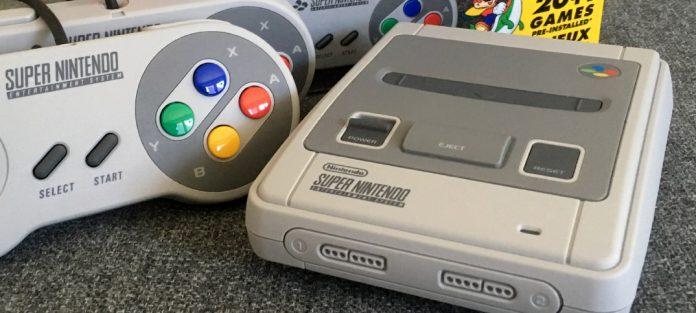SNES Classic Mini - Super Nintendo - Recension
