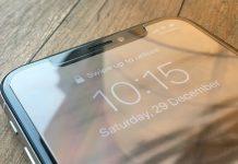 Stäng av - Starta om - iPhone X XS Max med knapparna