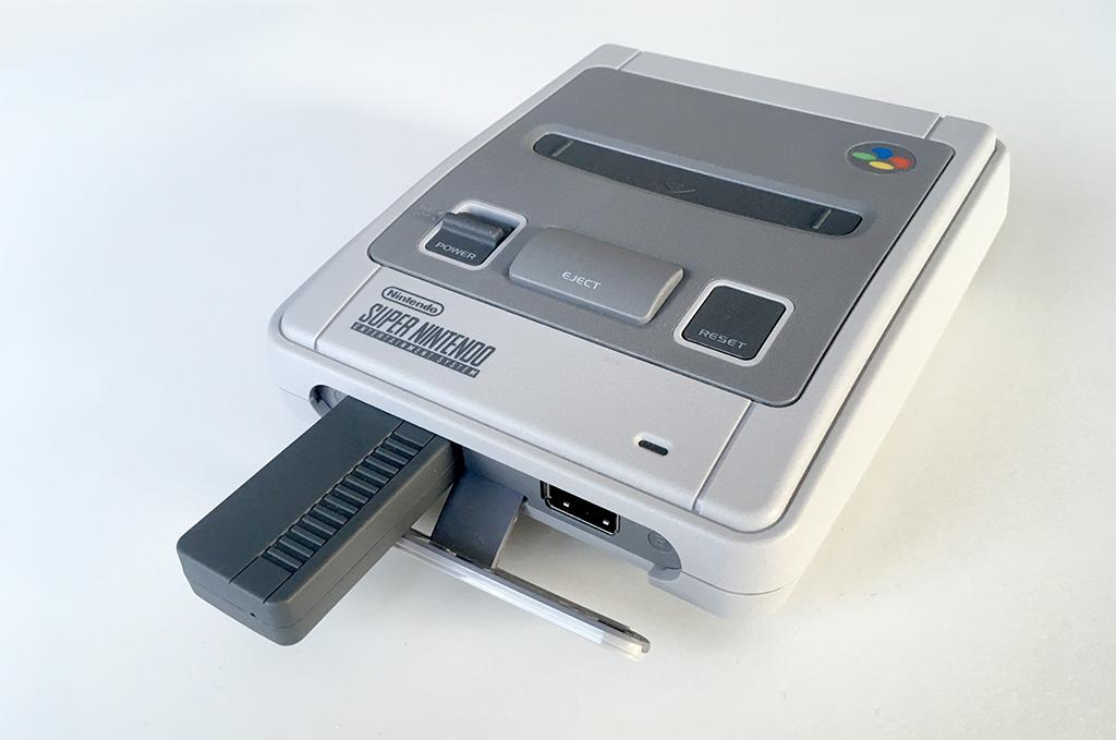 SNES Classic - Trådlös mottagare - 8BitDo