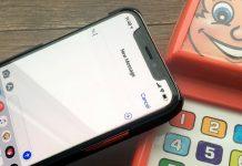 Bestäm vart iMessage-meddelanden skickas från - E-post - Telefonnummer