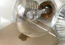 Stäng av - Starta - Automatisk ljusstyrka iOS 12 - iPhone