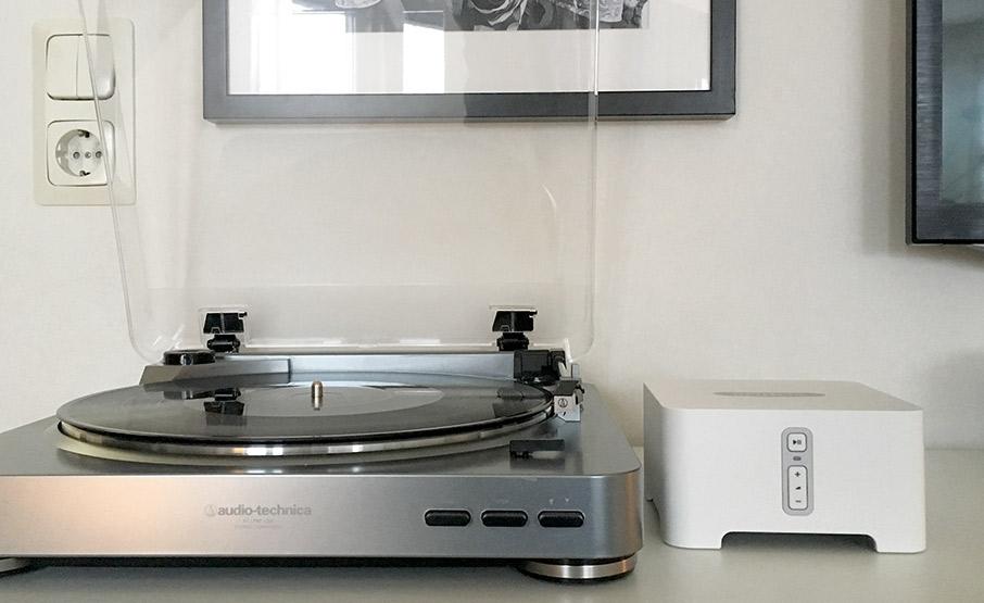 Sonos - LP - Vinyl - Skivspelare - Inkopplade