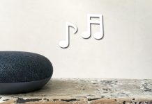 Google Home Mini - Ljud - Ton - Vid lyssnar