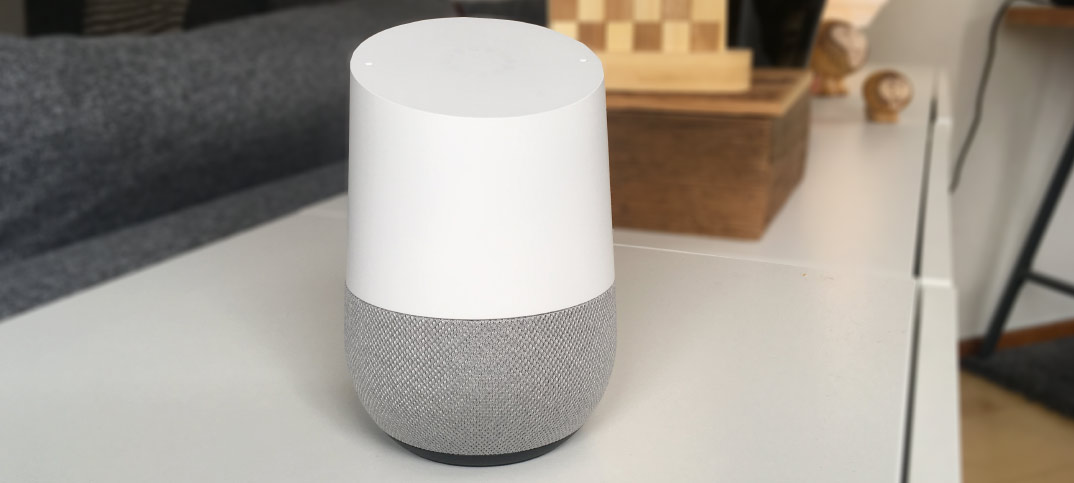 Google Home - Recension - Test - Google Assistent