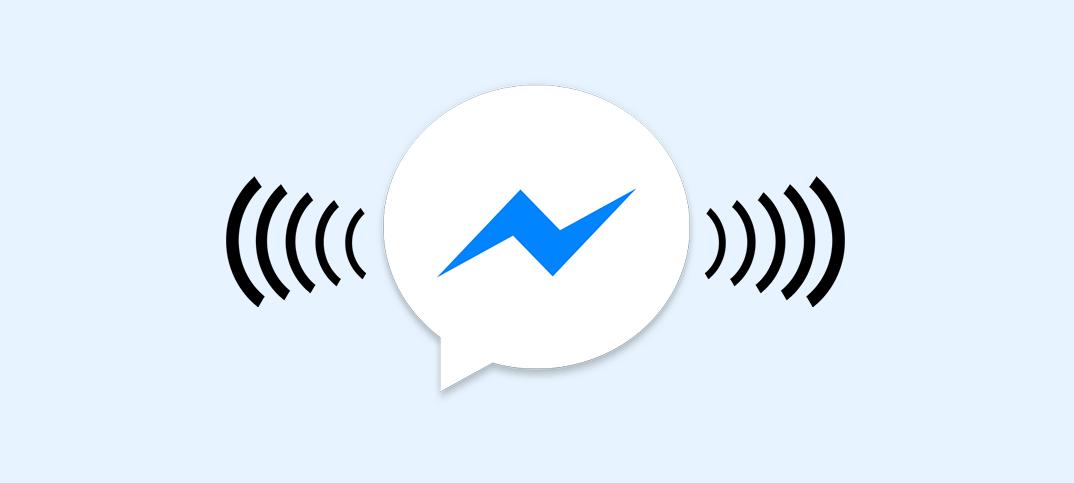 Stäng av ljudet vid meddelanden i Messenger - iPhone - Android