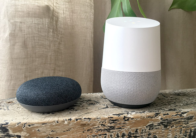 Google Home Mini - VS - Google Home - Recension