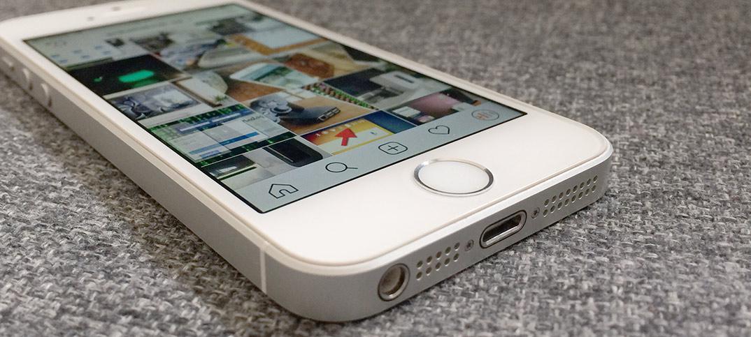 Se vilka uppgifter och information Instagram sparar