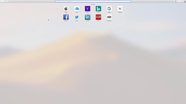 macOS - Fönster - Maximerat - Stänga