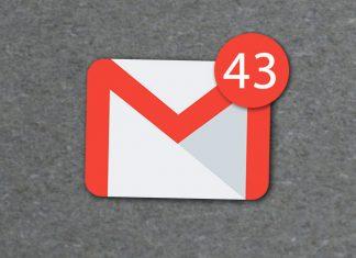 Visa endast olästa mejl i Gmail