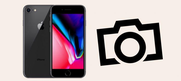 iPhone 8 - 8 Plus - Skärmdump - Print Screen