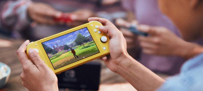 Nintendo lanserar Nintendo Switch Lite