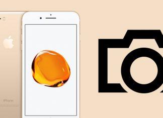 Print Screen - Skärmdump - iPhone 7 - iPhone 7 Plus