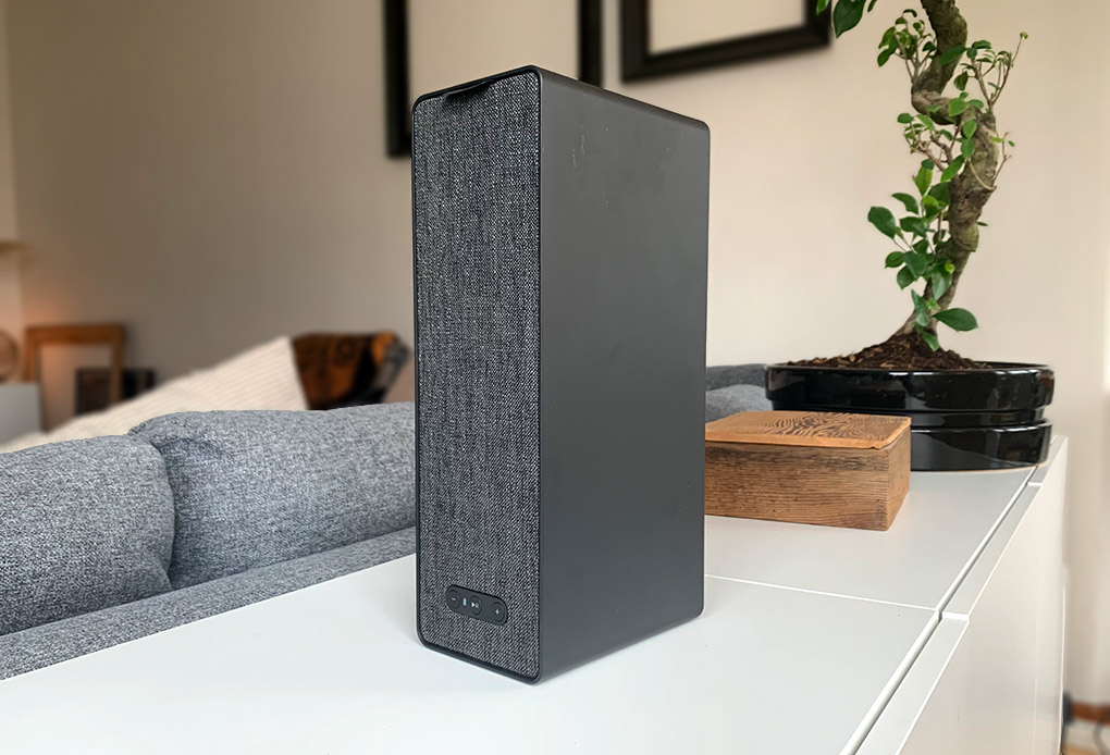 IKEA Sonos Symfonisk Bokhylla Book Shelf - Test