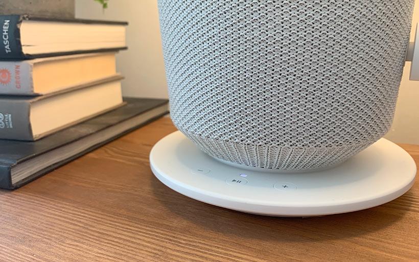 IKEA Symfonisk - Lampa - Högtalare - Kontroll - Volym