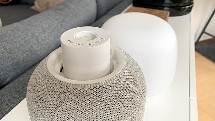 Sonos - IKEA - E14 - Symfonisk lampa