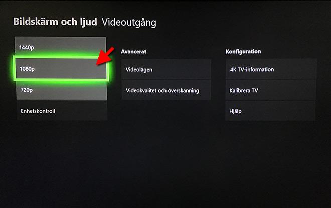 Åsidosättning - 1080p - Xbox One