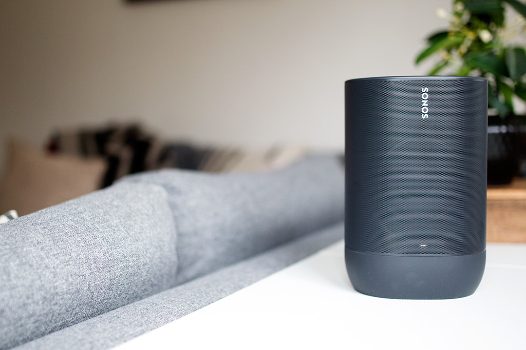 Sonos Move - Högtalare - Bluetooth - Recension - Test