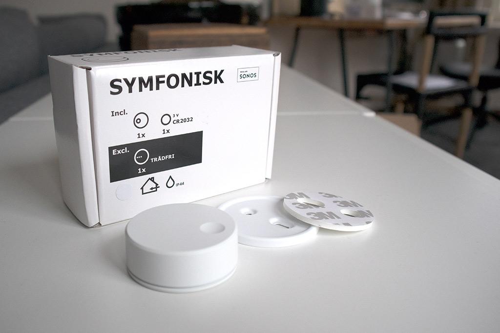 Symfonisk Ljudkontroll - Tillbehör