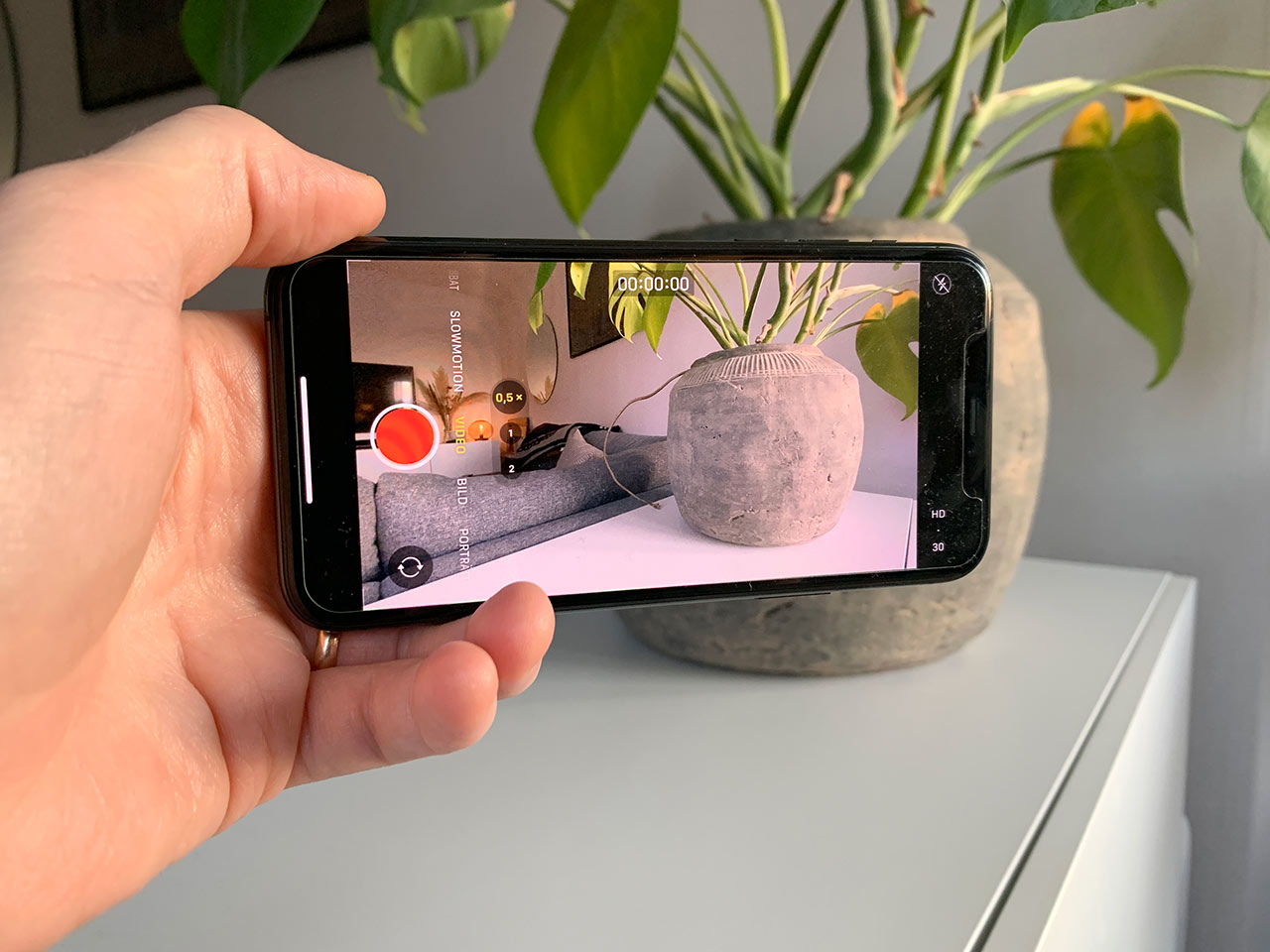 iPhone 11 Pro - Vidvinkel - Test