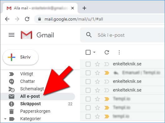 Gmail - All e-post - Arkiverade - Arkiverat