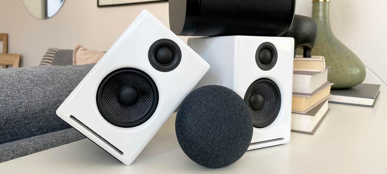 Välj automatiskt uppspelnings-hogtalare - Google Home