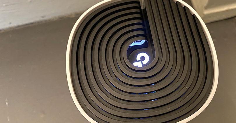TP-Link Deco M4 - Ovansida - LED
