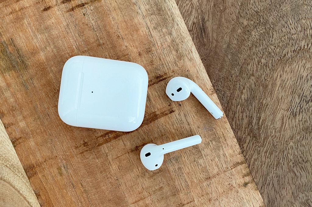Apple Airpods 2 - Laddacase - Etui