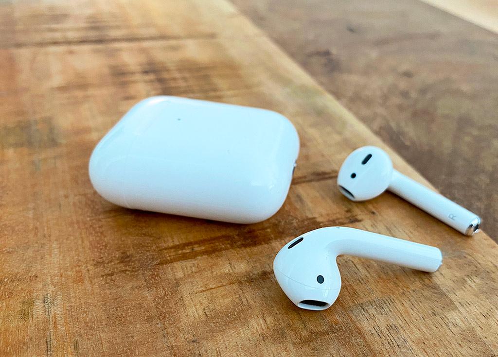 Apple Airpods 2 - Recension - Test - Detalj