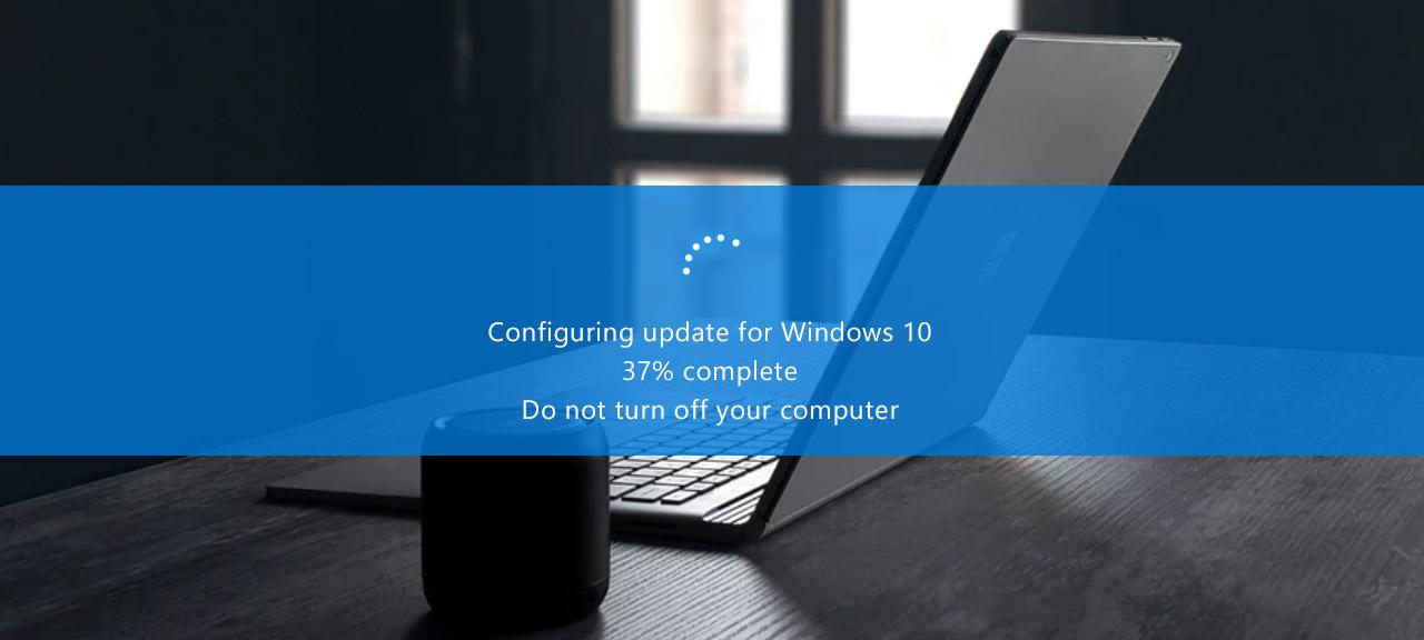 Ångra uppdatering i Windows 10