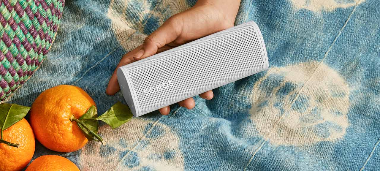 Sonos Roam - Släpps i april 2021