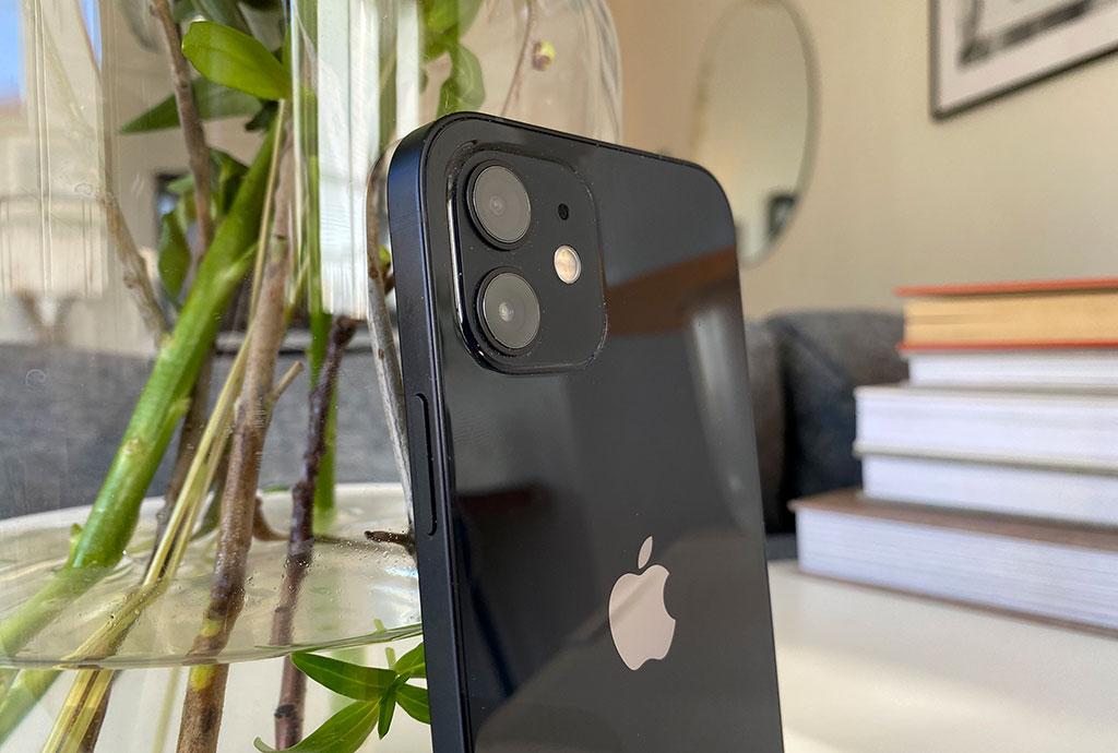 iPhone 12 - Baksida - Kamera