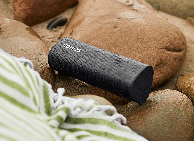 Sonos Roam - Vattentät - Wi-Fi - Bluetooth