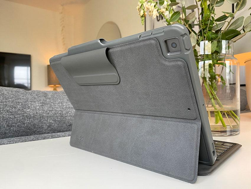 ZAGG Pro Keys - Flärp - Baksida - iPad