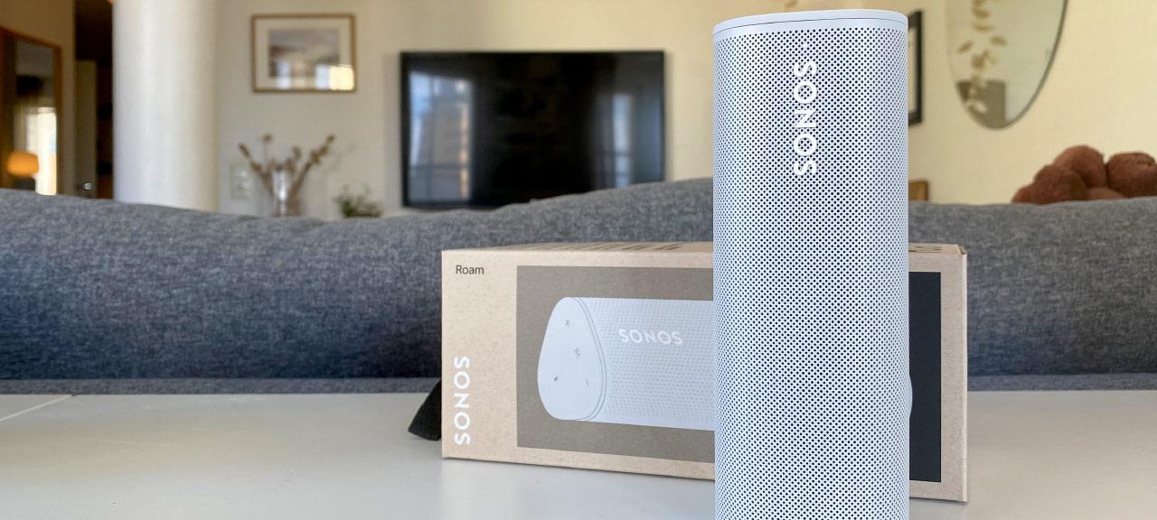 Sonos Roam - Test - Recension