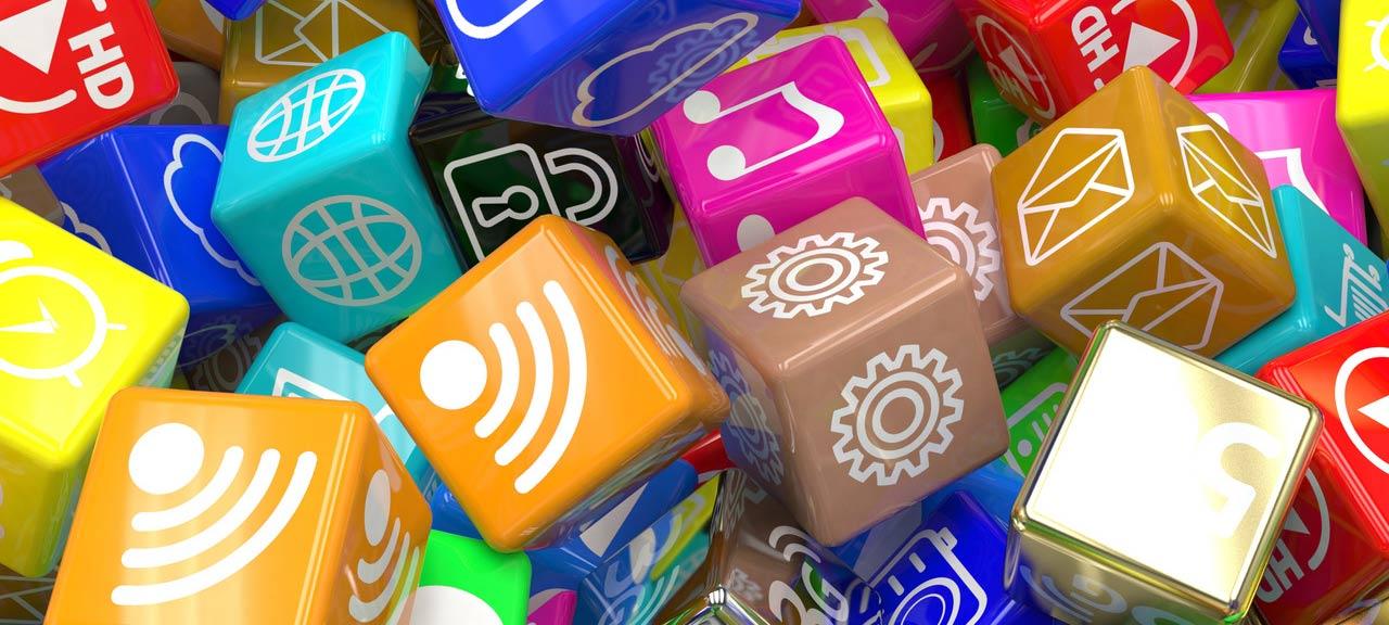Uppdatera appar manuellt och en och en på iPhone