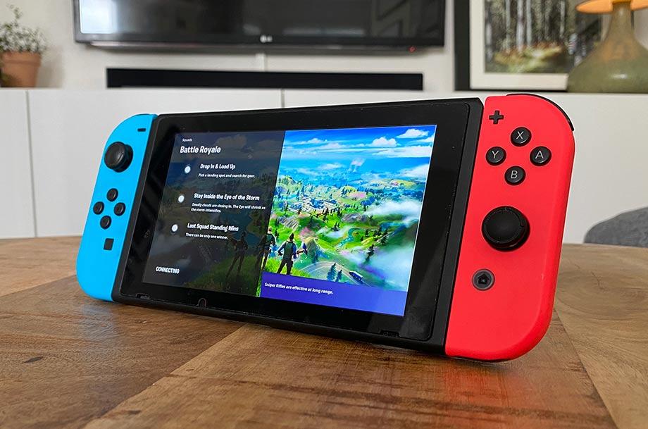 Fortnite - Nintendo Switch - Spela - Gratis