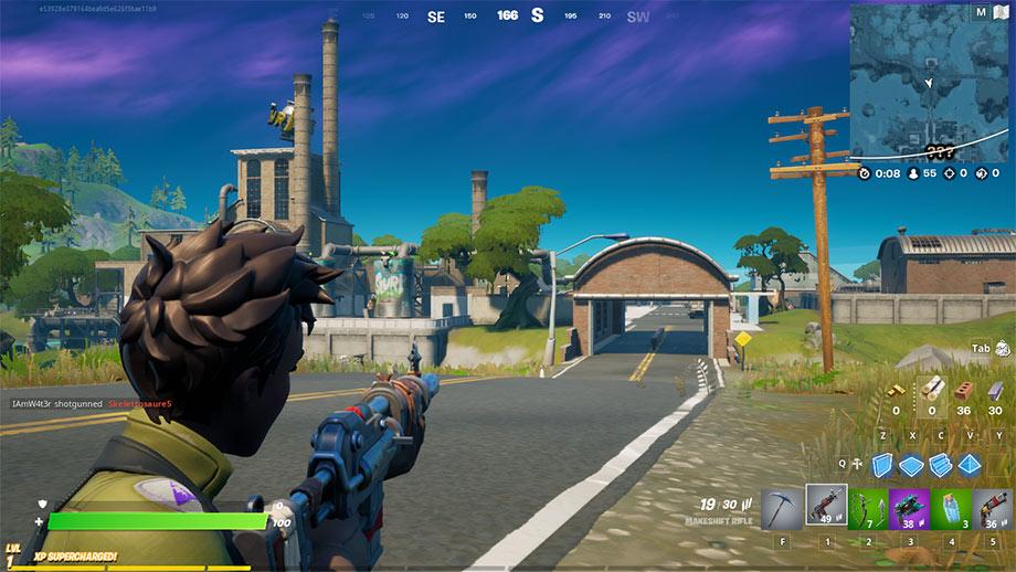 Fortnite - Vapen